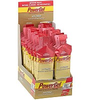 [해외]파워바 PowerGel Hydro Box 24 Units Cherry With Caffeine