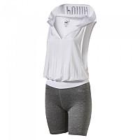 [해외]푸마 In Point Jumpsuit Puma White / Medium