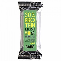 [해외]PUSH BARS 30x100 Protein 15 Units Lime Lemon