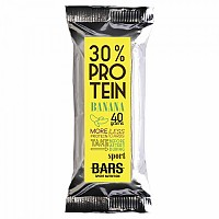 [해외]PUSH BARS 30x100 Protein 15 Units Banana