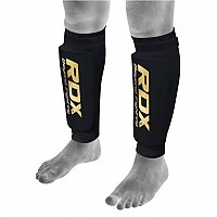 [해외]RDX SPORTS Hosiery Shin Pad Foam Black / Gold
