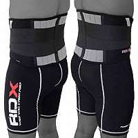 [해외]RDX SPORTS Belt Pain Pro New Black