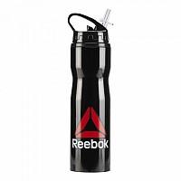[해외]리복 One Series Water Bottle Metal Black
