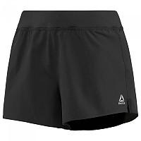 [해외]리복 Knit Woven 4 Shorts Black