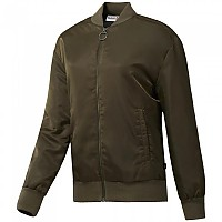 [해외]리복 Training Supply Woven Bomber Army Green