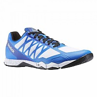 [해외]리복 CROSSFIT R Crossfit Speed TR White / Awsome Blue / Black / Pewter