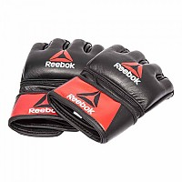 [해외]리복 FITNESS Combat Leather MMA Black