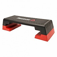 [해외]리복 FITNESS Step Black / Red