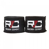 [해외]리복 FITNESS Combat Hand Wraps Black