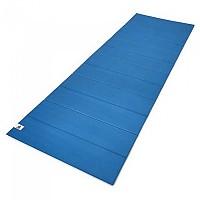 [해외]리복 FITNESS Folded Yoga Mat Blue