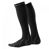 [해외]스킨스 Essentials Comp Socks Recovery Black