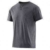 [해외]스킨스 Activewear Avatar Top S/S Round Neck Black / Marle