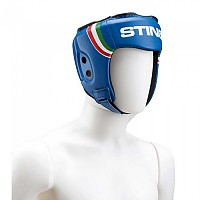 [해외]STING Fpi Official Competition Head Guard Blue