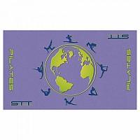 [해외]STT SPORT Crazy Towel Pilates World Compact Multicolour