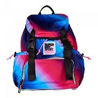 [해외]슈퍼드라이 Super Sport Backpack Pink Bold Ombre