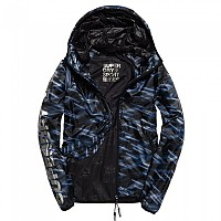 [해외]슈퍼드라이 Core Affect Cagoule Light Dash Mono