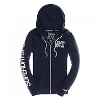 [해외]슈퍼드라이 Sport Essentials Ziphood Dark Navy