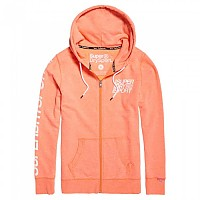 [해외]슈퍼드라이 Sport Essentials Ziphood Fluro Coral
