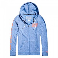 [해외]슈퍼드라이 Sport Essentials Ziphood Light Cobalt Marl