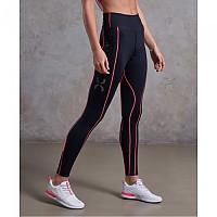 [해외]슈퍼드라이 Bionic Legging Carbon / Pink