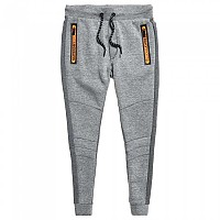 [해외]슈퍼드라이 Gym Tech Street Jogger Grey Grit / Urban Grey Heather