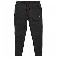 [해외]슈퍼드라이 Gym Tech Pique Jogger Black Space Dye