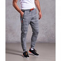 [해외]슈퍼드라이 Gym Tech Stretch Jogger Gravel Marl