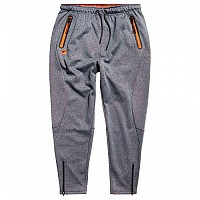 [해외]슈퍼드라이 Winter Training Pants Black Grit