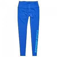 [해외]슈퍼드라이 Core Essential Leggings Electric Blue