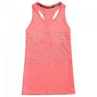 [해외]슈퍼드라이 Core Loose Vest Fusion Pink