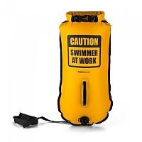 [해외]BUDDYSWIM Caution Swimmer At Work 28L Yellow