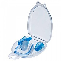 [해외]CRESSI Ear Plugs And Nose Clip Blue
