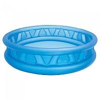 [해외]인텍스 Rounded Inflable Pool Blue