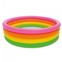 [해외]인텍스 Sunsset 4 Rings Pool