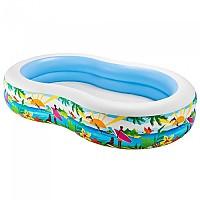 [해외]인텍스 Paradise Inflable Pool