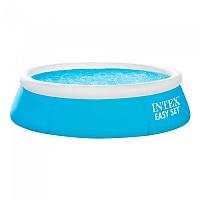 [해외]인텍스 Easy Set Pool Blue