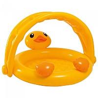 [해외]인텍스 Ducky Friend Baby Pool Yellow