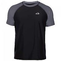 [해외]iQ-Company UV 300 Shirt Loose Fit Ash / Black