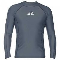 [해외]iQ-Company UV 300 Shirt Slim Fit L/S Ash