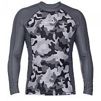 [해외]iQ-Company UV 230 Shirt Slim Fit L/S Grey
