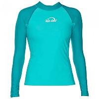 [해외]iQ-Company UV 300 Shirt Slim Fit L/S Caribbean