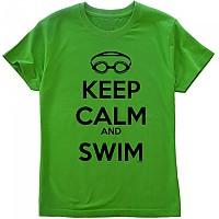 [해외]KRUSKIS Keep Calm and Swim Green