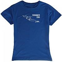 [해외]KRUSKIS Swimming DNA Royal Blue