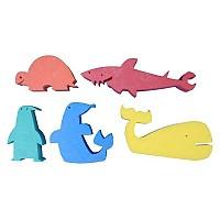 [해외]LEISIS Foam Marine Figures Multicolor