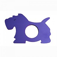 [해외]LEISIS Dog Floating Mat Violet