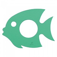 [해외]LEISIS Fish Floating Mat Green