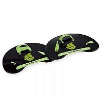 [해외]매드웨이브 Finger Paddles Black / Green
