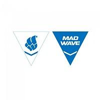 [해외]매드웨이브 Mad Wave Flags Blue / White