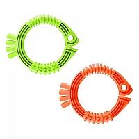 [해외]MICHAEL PHELPS Dive Rings 1 Green / 1 Red
