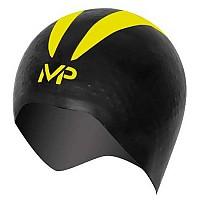 [해외]MICHAEL PHELPS MP X-O Cap Black / Fluo Yellow